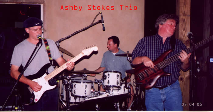Ashby Stokes Trio
